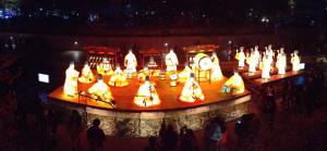 ソウルの燈籠祭