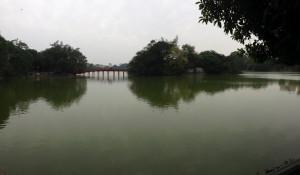 ナンチャラ湖