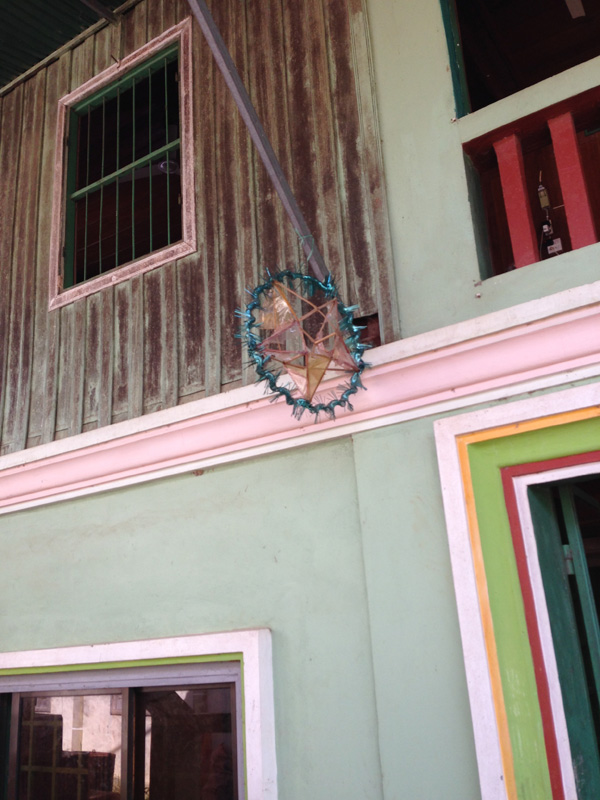 ECC周辺の家によく飾ってあったやつ